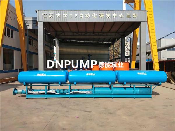 供应浮筒泵_400米扬程浮筒式潜水泵