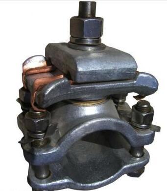 供应霸州亚源电气化专用工具 厂家直发双槽承力索座P型组合承力